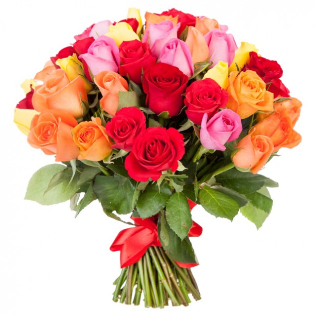 Букет из 51 розы № 3